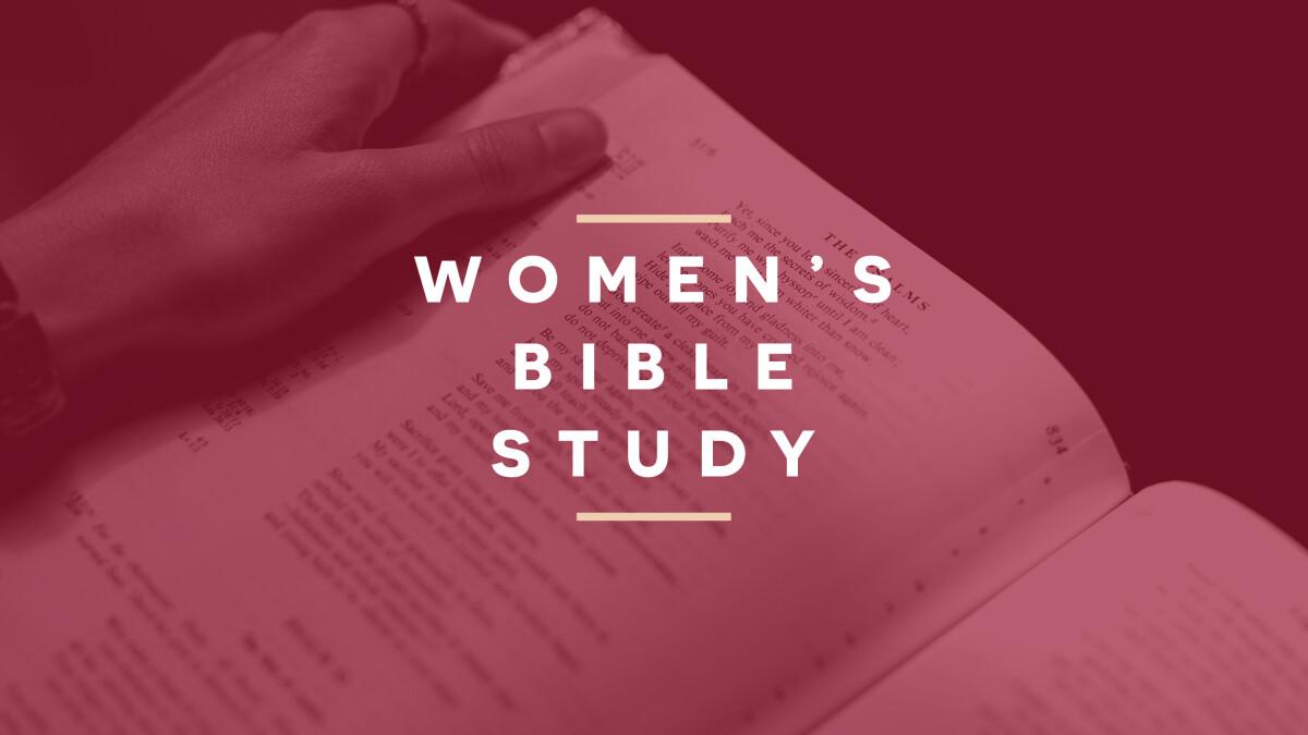Women's Thursday AM Book Discussion