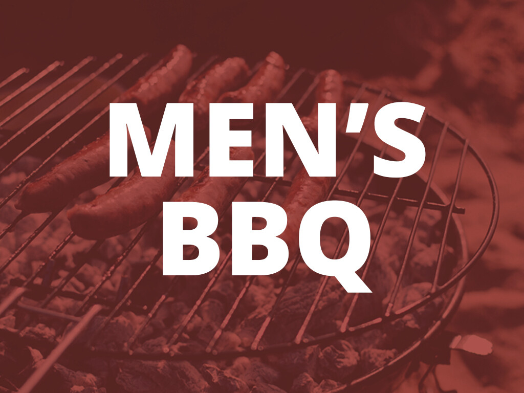 Men's Spring BBQ