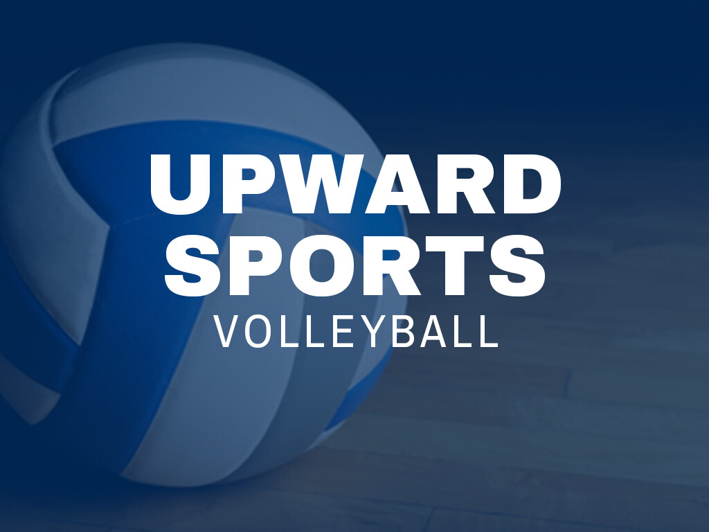 Upward Volleyball - Summer 2018