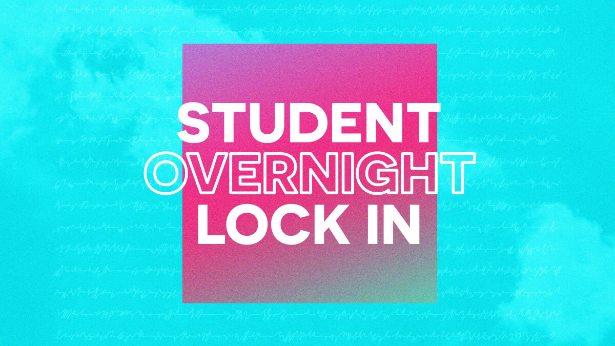 Pursuit Student Ministry Overnight Lock-In