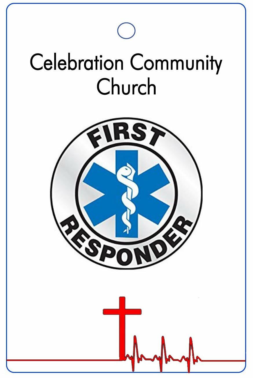 First Responder Ministry Recruitment
