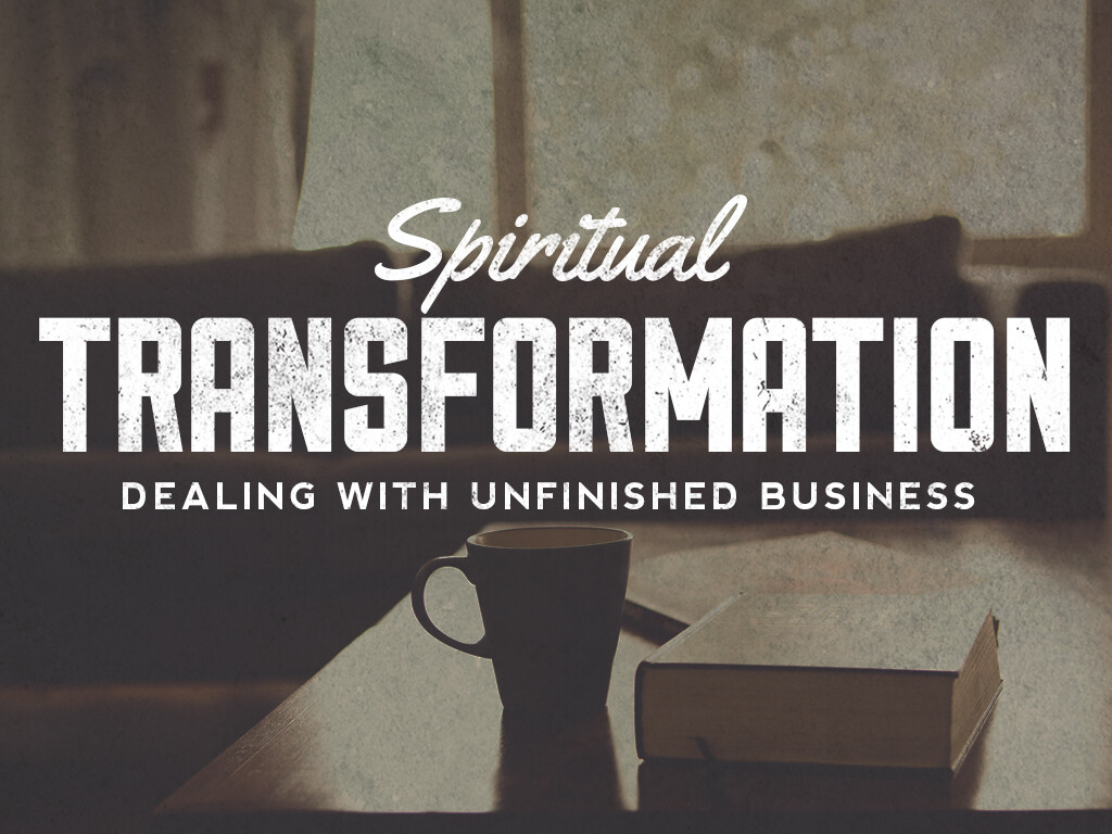Unfinished Business Intensive Seminar