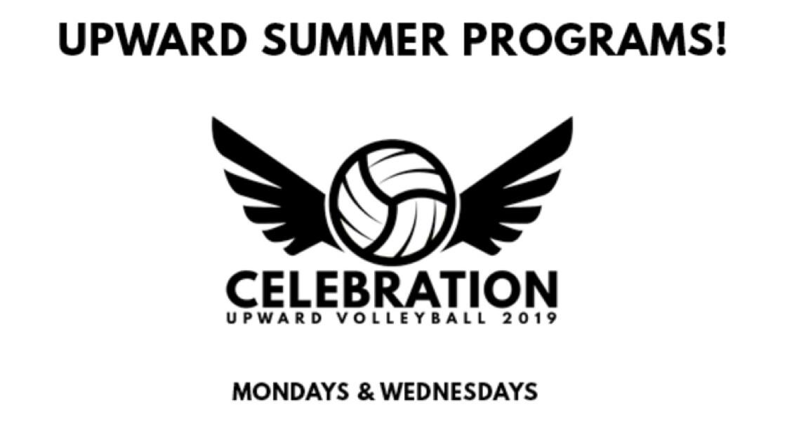 Upward Summer Volleyball