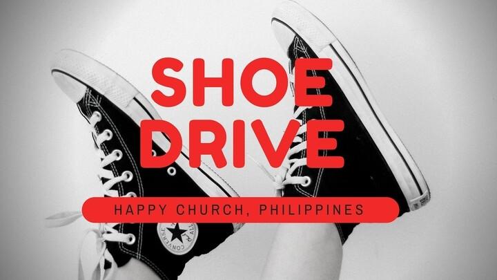 Philippines Shoe & School Supply Drive