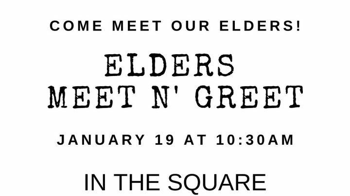 Elders Meet N' Greet