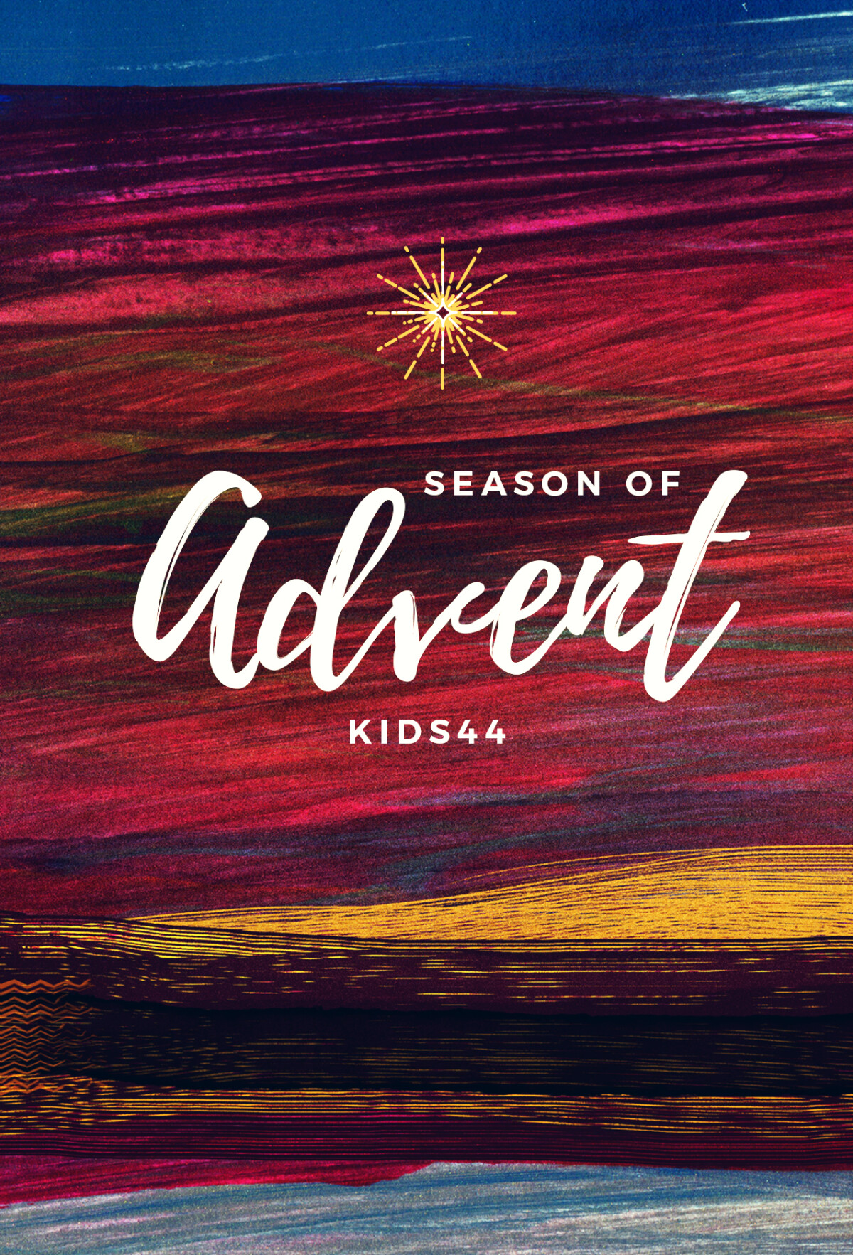 Kids44 Advent Series and Schedule