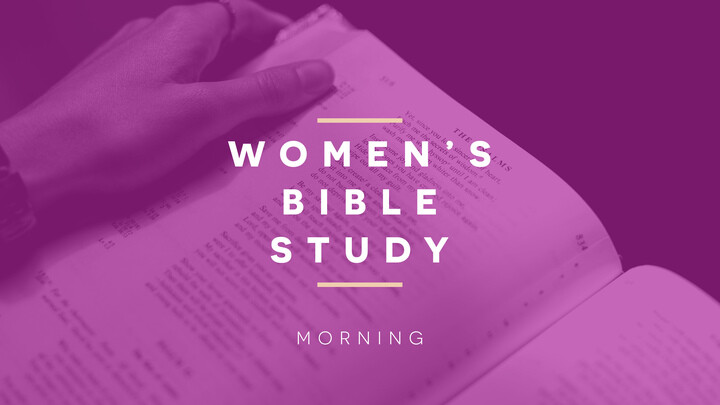 Women's Tuesday AM Galatians Bible Study (ZOOM only)