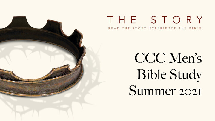 Men's Summer 2021 Bible Study